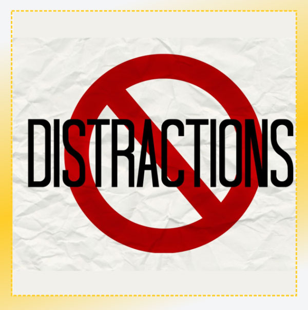 Zero-Distractions ever